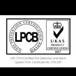 LPS 1014 certificate