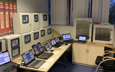 DAS Fire factory testing